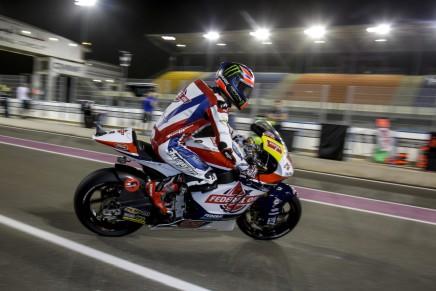 Moto2: Сэм Лоус (Federal Oil Gresini) второй в первый день ГП Катара.