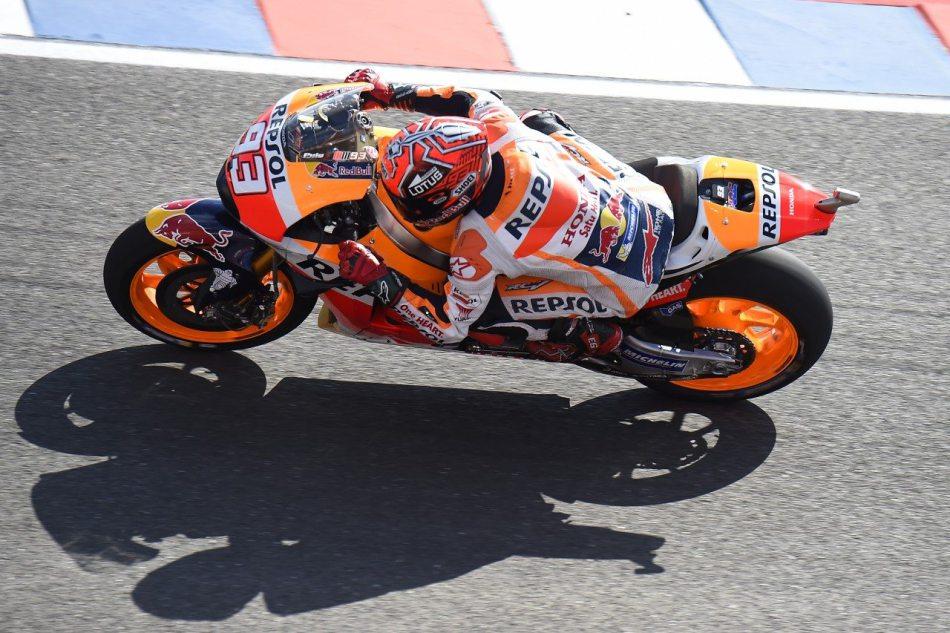 MotoGP. Repsol Honda: фантастический поул Маркеса в Аргентине, Педроса четвёртый