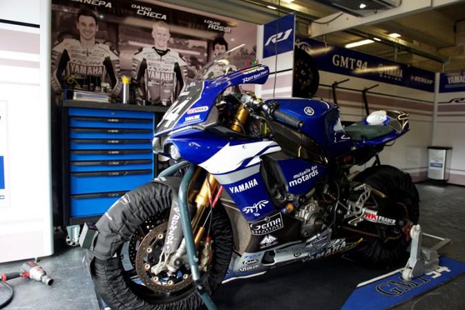 EWC. Yamaha набирает форму к 24 часам Ле-Мана