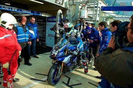 EWC. Yamaha показала истинный дух выносливости в Ле-Мане